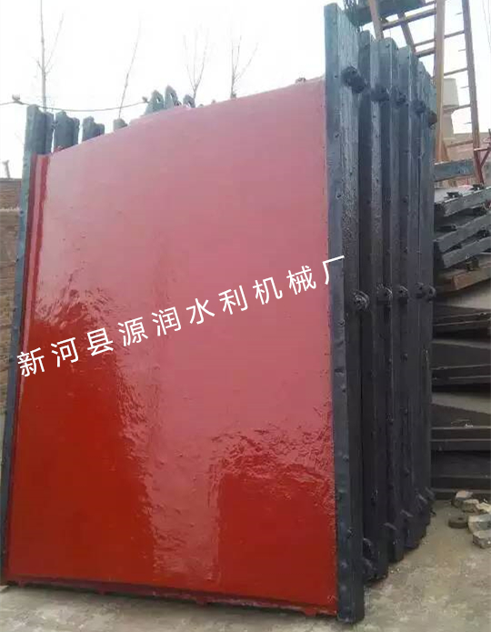 2.5*3米铸铁闸门