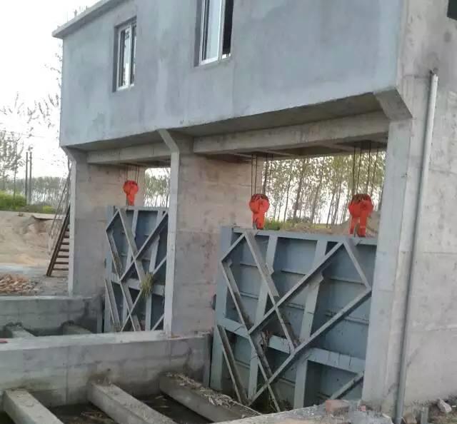 六盘水钢制闸门