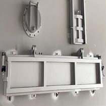門式自動沖洗設備_門式水力沖洗門_門式水力沖洗系統