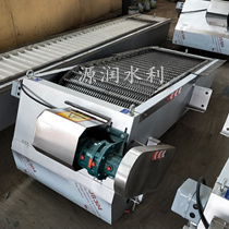 XQ型循環式齒耙清污機